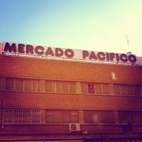 Photo taken at Mercado de Pacífico by Enric A. on 9/5/2012