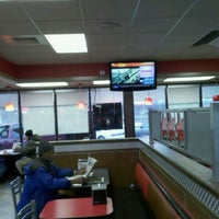 Photo taken at Hardee's / Red Burrito by Bryan H. on 1/12/2012