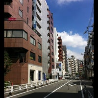 Photo taken at 宮下橋跡 by Kazz O. on 8/23/2012