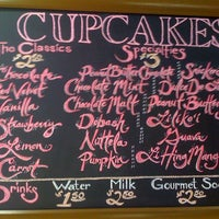 Photo taken at Let Them Eat Cupcakes by Malia H. on 5/12/2011