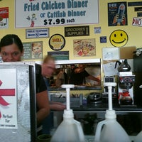 Photo taken at The 50's Diner by Michael H. on 12/17/2011