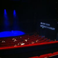 Photo taken at Utrecht City Theater by Tina on 1/20/2012