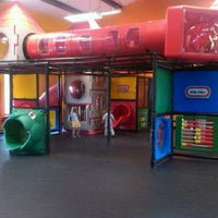 Photo taken at Kid's Play Indoor Playground by Jessica R. on 9/20/2011