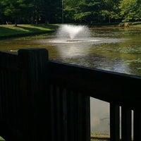 Photo taken at Byron Lake Park by BRiiTT B. on 8/19/2011