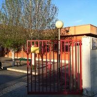 Photo taken at I.E.S. Juan de la Cierva y Codorniu by Javier M. on 4/24/2012