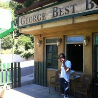 Photo taken at George Best Bar by Adventure Rafting Bled R. on 8/18/2011