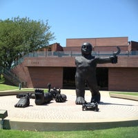 Photo taken at Wichita Art Museum by Carlos B. on 8/8/2012