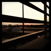 Photo taken at Burlington GO Station by Leslie B. on 2/22/2012