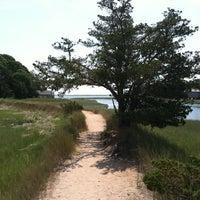 Photo taken at Salt Pond Visitor Center by Rebecca J. on 7/15/2012