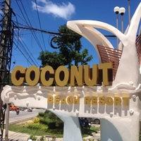 Photo taken at Coconut Beach Resort Koh Chang by wannasa p. on 7/16/2012