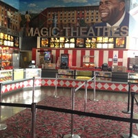 Photo taken at AMC Magic Johnson Harlem 9 by Uffy B. on 5/7/2012