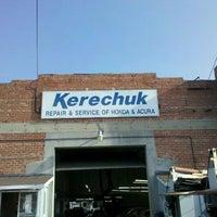 Photo taken at Kerechuk Motor Service by D S. on 8/30/2011