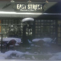 Photo taken at Easy Street Brasserie by andre h. on 1/22/2012