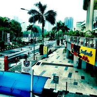 Photo taken at Thamrin City by Mohammad S. on 11/25/2011