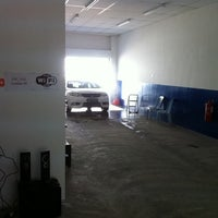 Photo taken at Supwave Automobile Car Care Centre by Lun on 11/17/2011