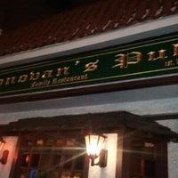 Photo taken at Donovan's Pub by Jason L. on 2/12/2012