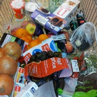 Photo taken at Sainsbury's by Chris H. on 12/23/2011