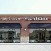 Photo taken at Shannon Aleksandr's Salon by Jarod L. on 8/8/2012