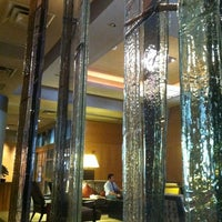Photo taken at Grand Hyatt Seattle by Marcus G. on 7/12/2012
