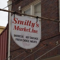 Photo taken at Smitty's Market by John M. on 8/19/2012