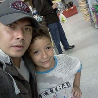 Photo taken at Éxito Rionegro by Edwin S. on 12/31/2011