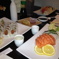 Photo taken at Ki Sushi & Sake Bar by Chris K. on 4/6/2012