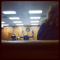 Photo taken at City Of Columbia Municipal Court by Racheal H. on 1/25/2012