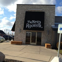 Photo taken at Twisted Rooster by Trish S. on 1/7/2012