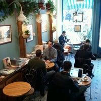 Foto scattata a The Market Cafe da Adrian B. il 1/17/2012