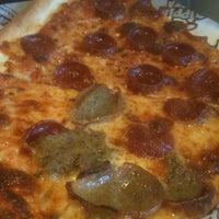 Photo taken at Flippin' Pizza by Johnny V. on 11/17/2011