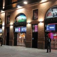 Photo taken at Gaumont Wilson by Nicolas on 8/22/2011