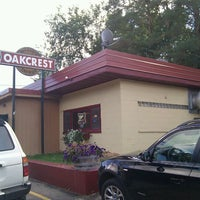 Photo taken at Oakcrest Tavern by dadelmo on 9/22/2011