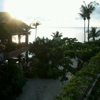 Photo taken at Haadlad Prestige Resort And Spa Koh Phangan by Artem M. on 12/8/2011