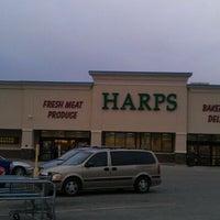 Photo taken at Harps Food Stores by Deborah L. on 11/16/2011