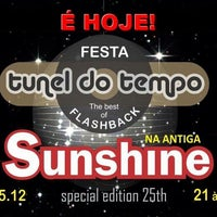 Photo taken at Espaço Cultural Etip (Antiga Sunshine) by Adriano C. on 5/27/2012