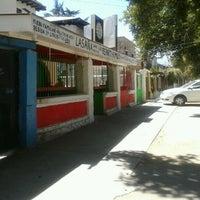 Das Foto wurde bei La Pizzería del Barrio von Cristobal O. am 3/3/2012 aufgenommen