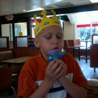 Photo taken at Burger King by Amy F. on 8/21/2012