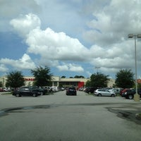 Photo taken at SuperTarget by Travis S. on 8/11/2012