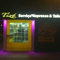 Photo taken at Ti Zé Roulote Bar by Tiago S. on 3/17/2012