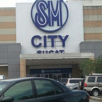 Photo taken at SM City Sucat by Nesty Y. on 7/11/2012