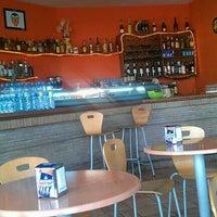 Photo taken at Cafetería Ámbit by Jrg on 1/5/2012