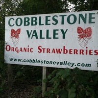 Photo taken at Cobblestone Valley Farm by Casey K. on 11/28/2011