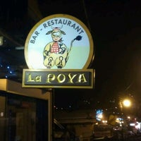 Photo taken at La Poya by David r. on 1/23/2012
