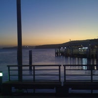 Photo taken at Manly Wharf Bar by Andy M. on 1/31/2011