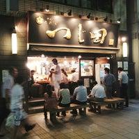Photo taken at Nidaime Tsujita by Naotaka S. on 8/17/2012