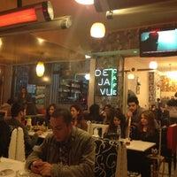 Photo taken at Cafe Dejavu XL by Yusuf O. on 4/10/2012