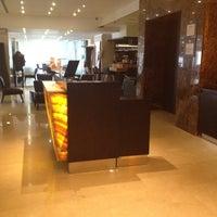 Photo taken at Hotel El Panamá by David E. on 5/25/2012