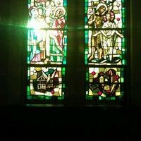 Photo taken at St. Patrick RC Church by Jon S. on 1/5/2012