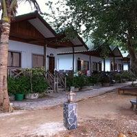 Photo taken at Coconut Beach Resort Koh Chang by Pinij P. on 2/20/2011
