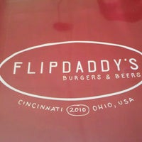 Photo taken at Flipdaddy's Burgers & Beers by Jenn S. on 11/23/2011